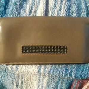 'Swarovski' signature ladies bill fold/wallet